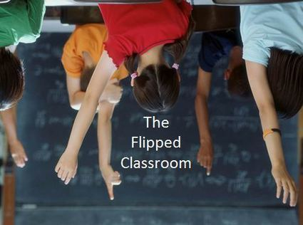 Flipping The Classroom... A Goldmine of Research and Resources To Keep You On Your Feet | Technology and Education for RS | Scoop.it