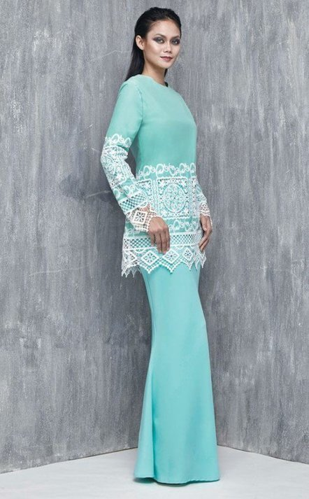 Baju Kurung Moden - A Modest Malay Dress In The South East Asia | Kuala Lumpur Tourism Related Info & News | Scoop.it