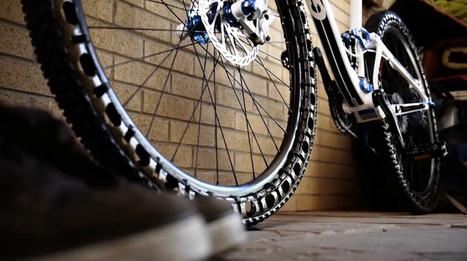 airless bicycle tires - energy return wheel by britek | DigitAG& journal | Scoop.it