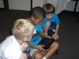 Camp Digi-Lit: Using Transliteracy Tools to Counteract Summer Reading Loss - Reading Today Online | Edtech PK-12 | Scoop.it