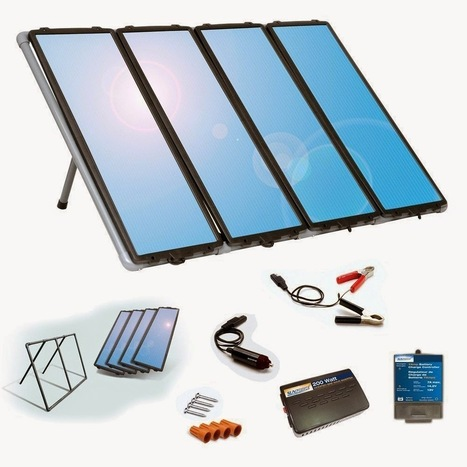 Do You Want to Know How to Make Solar Panels At Home? Build Your Own Solar Panels For Home Use! |Internet and Businesses Online | Internet and Businesses Online | Scoop.it