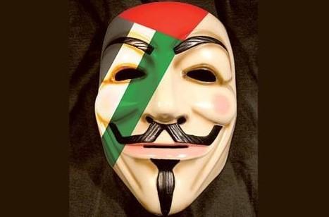 UAE fears Anonymous, bans Guy Fawkes mask   Anonymous: Freedom seeker? or Hacker?   Scoop.it