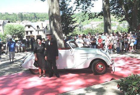 Plein succès pour  Les Vieilles Bielles | L'info tourisme en Aveyron | Scoop.it
