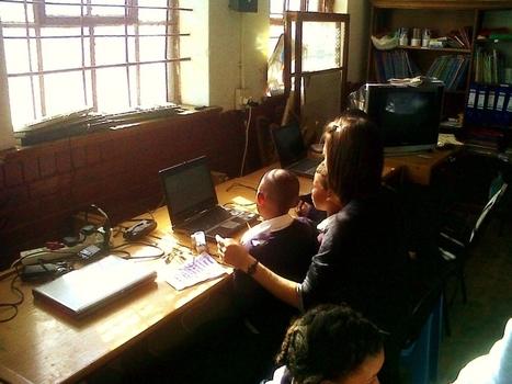 Computer Literacy Program - Dreams to Reality | South Africa Volunteer Programs | Scoop.it