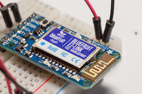 Introduction | Bluetooth Temperature & Humidity Sensor | Adafruit Learning System | Cloud connected smart devices | Scoop.it