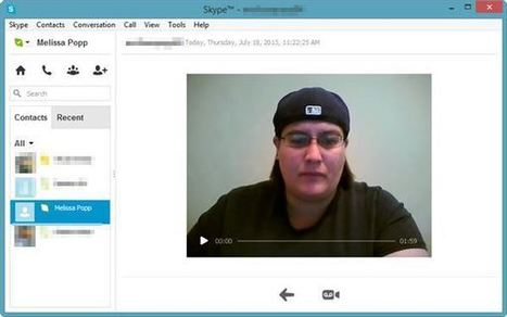 How to Send Offline Video Messages in Skype | Time to Learn | Scoop.it