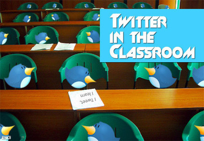 60 Inspiring Examples of Twitter in the Classroom | web2.0ensapje | Scoop.it