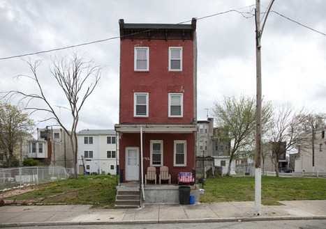 A Lonesome Tour of Baltimore's Orphaned Row Houses | Urban Decay Photography | Scoop.it