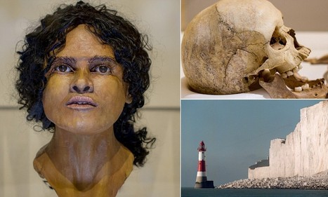 1,800-year-old face of 'Beachy Head Lady' revealed for the first time | British Genealogy | Scoop.it