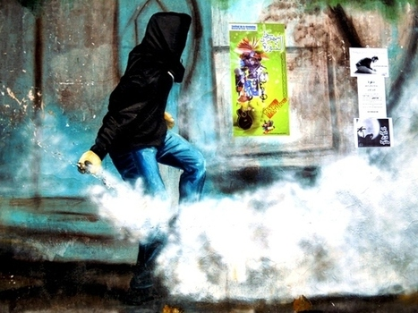 "The New Middle East: ""Zwewla"": The Tunisian Graffiti Rebels | Street art news | Scoop.it"