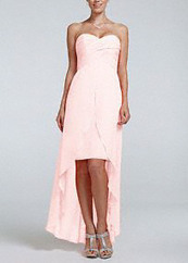 Bridesmaid Dresses & Junior Bridesmaid Dresses at Davids Bridal | Fashion and Moda | Scoop.it