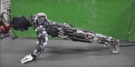 Humanoid Robot Sweats to Keep Cool | Healthcare Engineering | Scoop.it