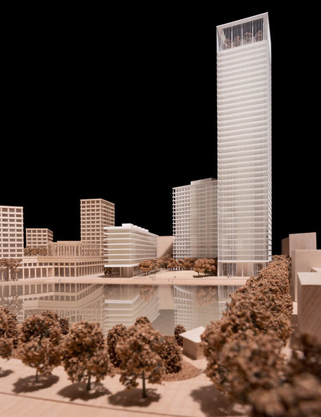 david chipperfield gets permission for canada water project - designboom | architecture & design magazine | Architecture and Architectural Jobs | Scoop.it