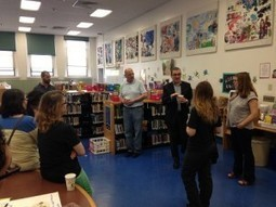 Turning the School Library into a Community Hub: Here's How | Learning Commons & Maker Spaces | Scoop.it