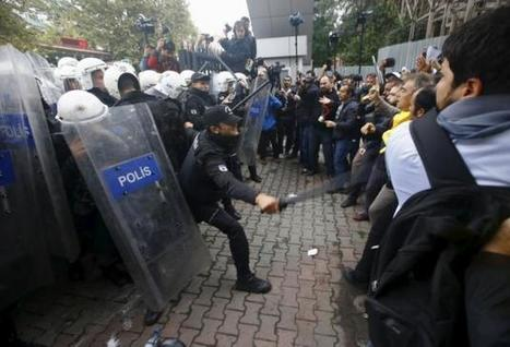 Turkey is looking more and more like its troubled neighbors   thewheelworld   Scoop.it