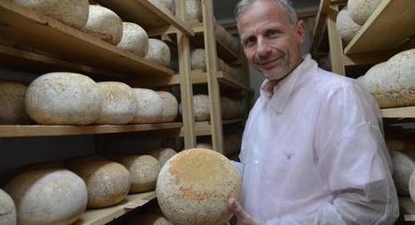 Au coeur de la Terre des deux Caps: chez les Bernard, on en fait tout un fromage   The Voice of Cheese   Scoop.it