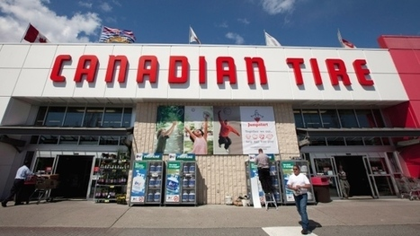 Canadian Tire buys Target location at Grant Park mall | Winnipeg Market Update | Scoop.it
