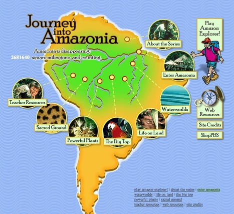 Journey Into Amazonia   All about nature   Scoop.it