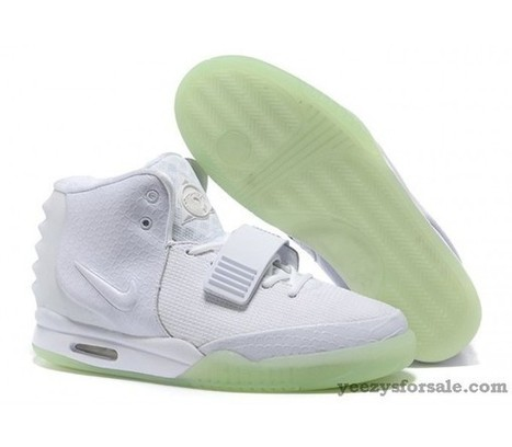 Nike Air Yeezy 2 All White [Air-Yeezy-2-10] - $89.99 : | Cheap air yeezy for sale for free shipping | Scoop.it