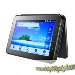 SAMSUNG ORIGINAL LEATHER BOOK CASE for SAMSUNG GALAXY TAB | Computech | Scoop.it