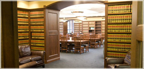 How to Conduct Research in a Law Library | Library Collaboration | Scoop.it