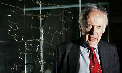 DNA pioneer James Watson sets out radical theory for range of diseases | The future of medicine and health | Scoop.it