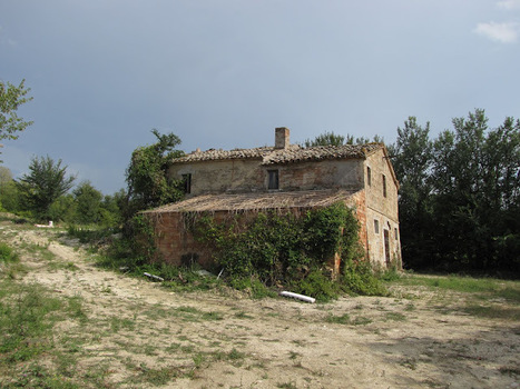 "Renovating a ""rustico"" in Le Marche: il Gelso 