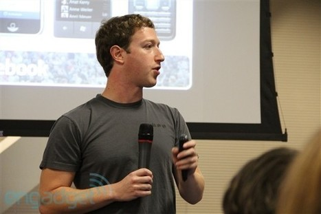 Facebook CEO Mark Zuckerberg says mobile apps the top focus, we say it's about time | Winning The Internet | Scoop.it