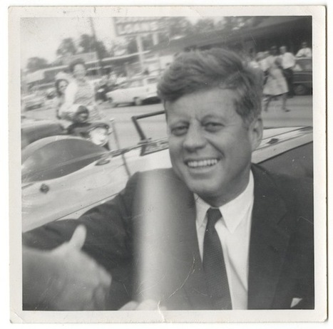 Downward Like a Lightning Bolt: 18 Visual Scholars Reflect on Previously Unseen JFK Assassination Photographs – #1   Photography, Tech and more   Scoop.it
