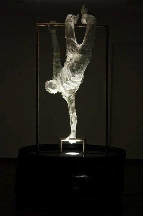 Edoardo Tresoldi | Art Installations, Sculpture, Contemporary Art | Scoop.it