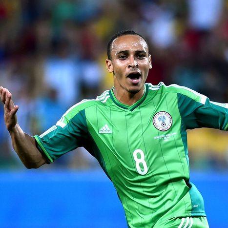 Nigeria 1-0 Bosnia-Herzegovina Peter Odemwingie scores winner | Fifa World Cup Brazil 2014 | Scoop.it