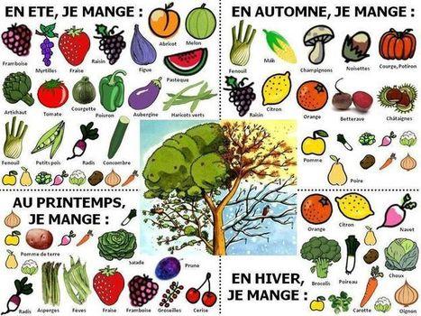 Français langue étrangère: LES ALIMENTS | Frenchbook : FLE juniors | Scoop.it