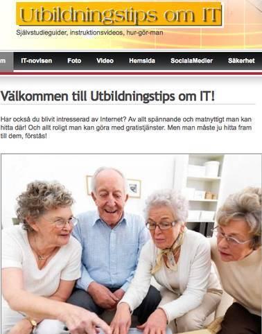 Bygg en egen webbplats i N.Nu! | Utbildningstips om IT | lärresurser | Scoop.it