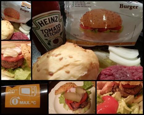 Enfin un hamburger sans gluten – Yeah !! | Gluten Free | Scoop.it