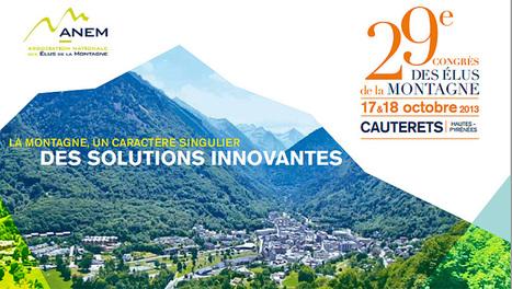 Hautes-Pyrénées | Les Élus de la montagne à Cauterets les 17 et 18 octobre | npy | Scoop.it