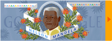 Nelson Mandela: Google Doodle celebrates 96th birthday of former South ... - The Independent | Convention on the Rights of Persons with Disabilities | Scoop.it