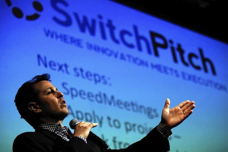 Boeing and Warner Bros. pitch their corporate projects to start-ups? Check out the results of SwitchPitch, LA | Omni-Channel Tech Talk | Scoop.it