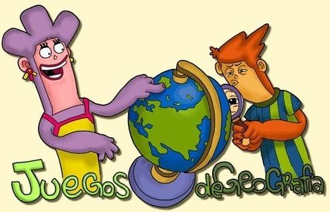 Juegos para Aprender geografía | Geografía secundaria | Scoop.it