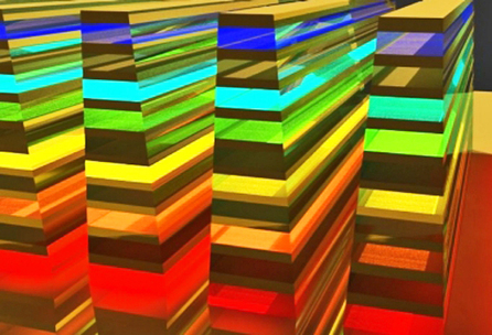 New hyperbolic metamaterial waveguide slows down light and captures a wide range of wavelengths | Amazing Science | Scoop.it