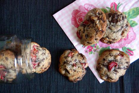 Sonntagssüß: Rhabarber Cookies | Brownies, Muffins, Cheesecake & andere Leckereien | Scoop.it