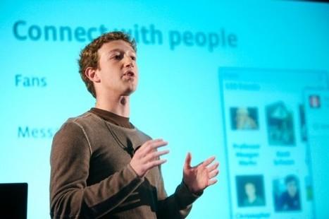 Facebook : vers des salons de discussion, comme à la belle époque | Réseaux sociaux | Scoop.it