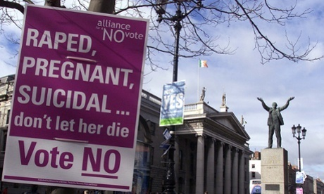 A pregnant, suicidal rape victim fought Ireland's new abortion law. The law won | critical reasoning | Scoop.it