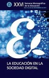 21 al 25 de noviembre: Semana Monográfica de la Educación | Fundación Santillana | Noticias, Recursos y Contenidos sobre Aprendizaje | Scoop.it