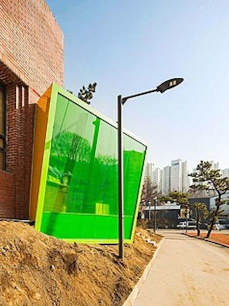 À Séoul, des mini-bibliothèques mobiles font le bonheur des amoureux des livres | Collaboration en bibliothèque | Scoop.it