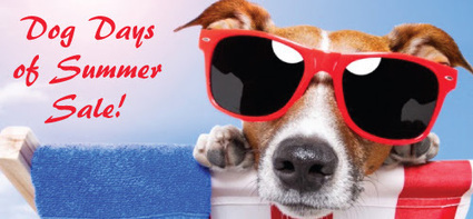 Enjoy the Dog Days of Summer with a $25 Instant Rebate on Your Continuing Education Credits « PDResources | Continuing Education Courses and Videos | Scoop.it