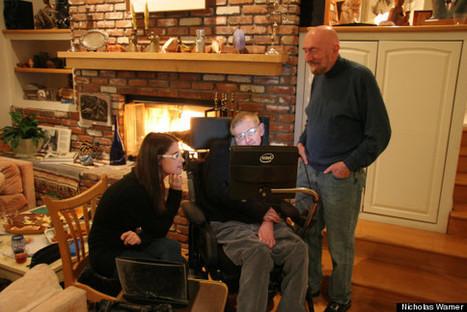My Evening With Stephen Hawking   #ALS AWARENESS #LouGehrigsDisease #PARKINSONS   Scoop.it