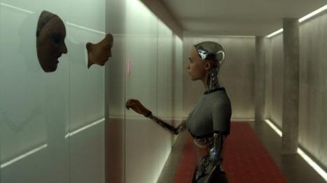 Could robots like Alex Garland's sci-fi thriller Ex Machina's heroine Ava replace women?   12engextnewscull   Scoop.it