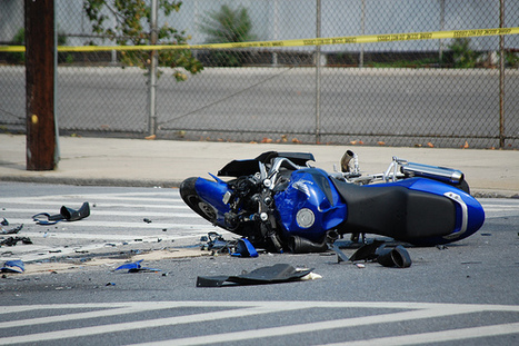 West Palm Motorcycle Crash Injures Two | Florida Auto Accidents Attorney News | Scoop.it