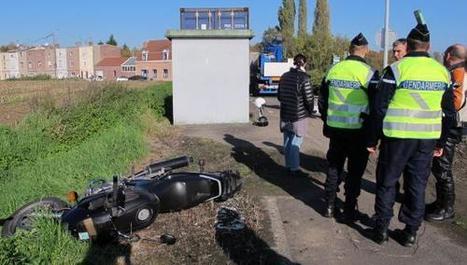 Deûlémont : une institutrice cominoise se tue à moto - La Voix du Nord | Accident deux roues motorisés | Scoop.it
