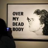 Veintiséis miradas de artistas para denunciar la violencia contra la mujer | salud adolescente | Scoop.it